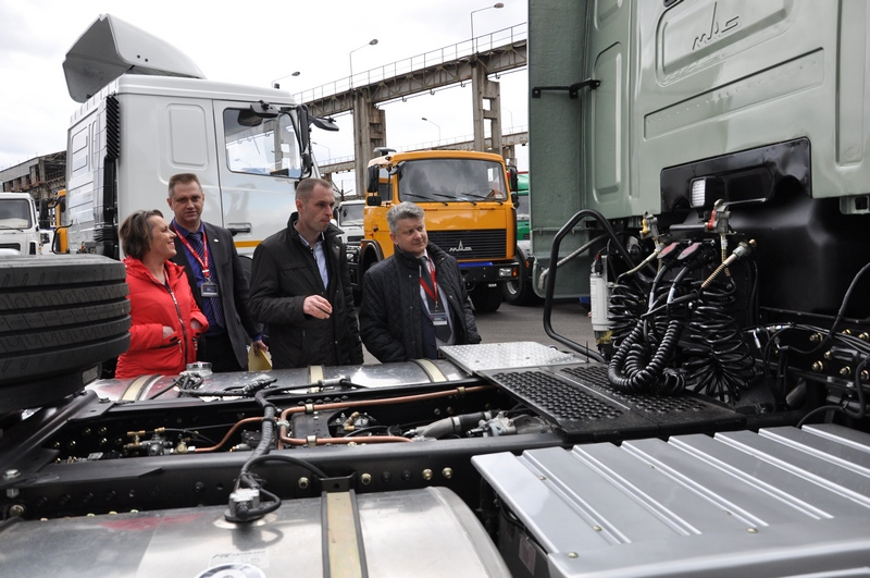 Компания МАЗ начала производство грузовиков класса «Евро-6»