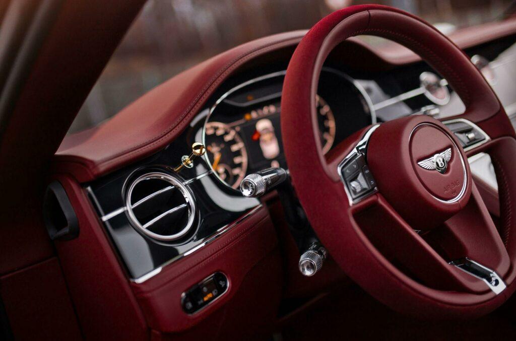 В России появился особый Bentley Continental GT