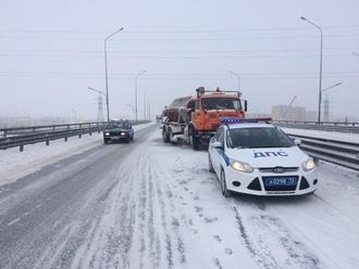 Пожилой мужчина погиб в ДТП с фурой на трассе Тюмень – Ханты-Мансийск
