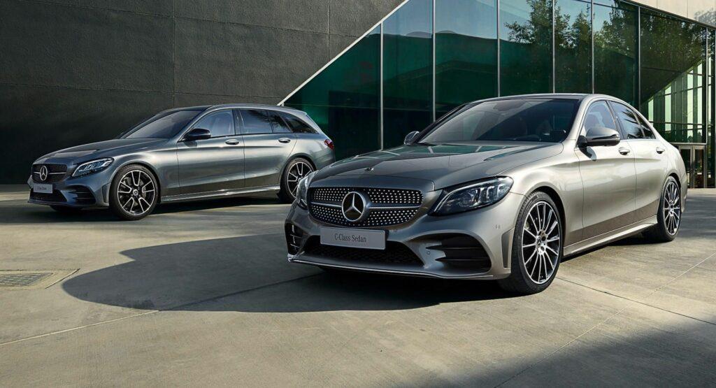Новое поколение Mercedes-Benz C-Class получит технологии от S-Class