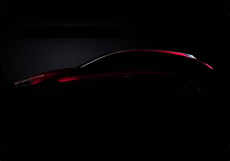 Mazda представит в Токио новое купе, Mazda3 и CX-8