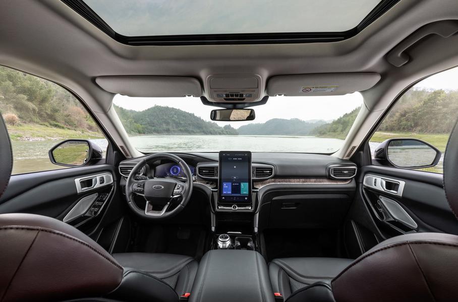 Новый Ford Explorer получил двухлитровый турбомотор