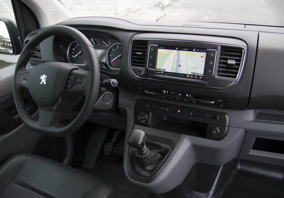 В Калуге начали собирать фургоны Peugeot Expert и Citroen Jumpy