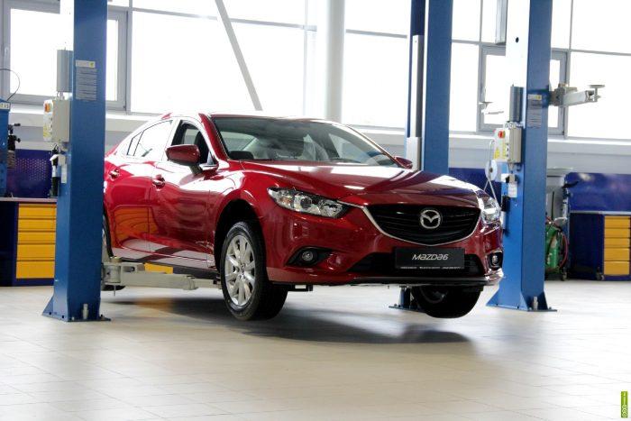 Широкий спектр услуг от специализированного автосервиса Mazda в Москве