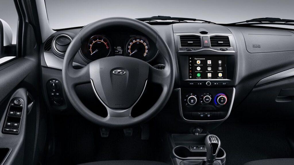 """""""АвтоВАЗ"""" начал продажи Lada Granta с новой мультимедийной системой EnjoY Pro"""