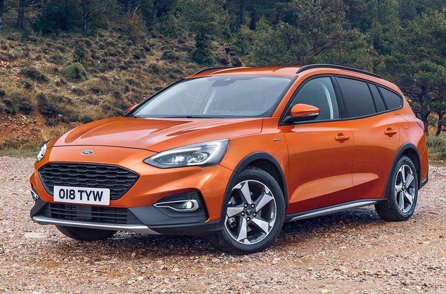 Ford сделал для нового Focus кросс-версию с богатым оснащением