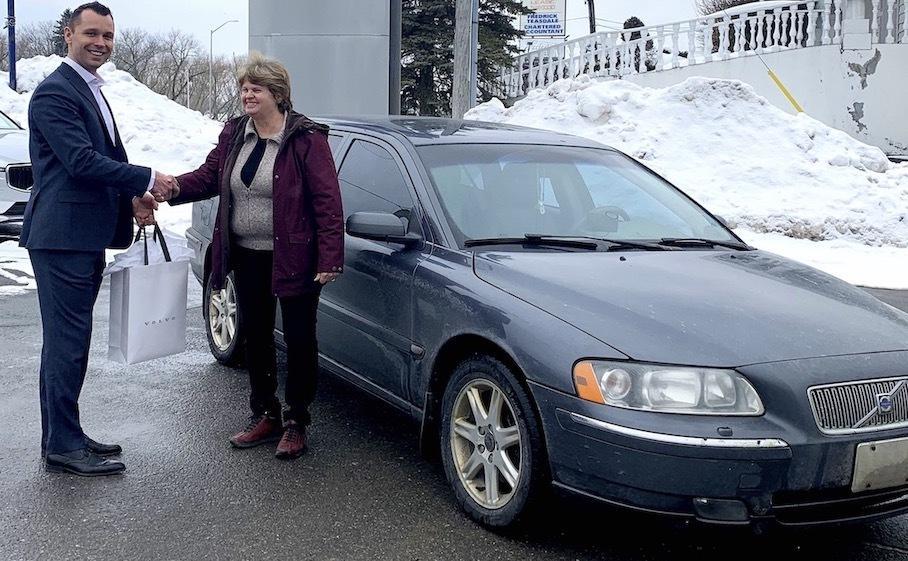 Volvo рассказала о 14-летнем универсале с пробегом 1,6 млн километров