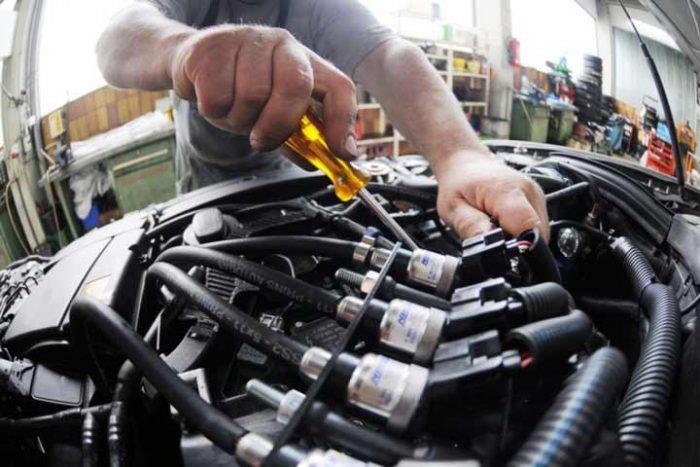 Ремонт систем дизельных двигателей