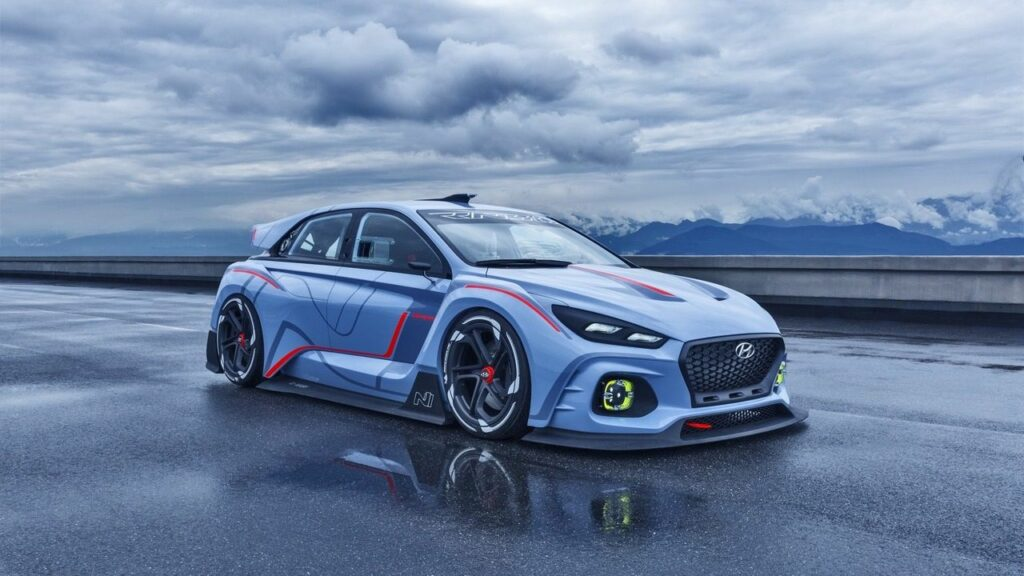Инженеры Hyundai работают над первым флагманским спорткаром N-бренда