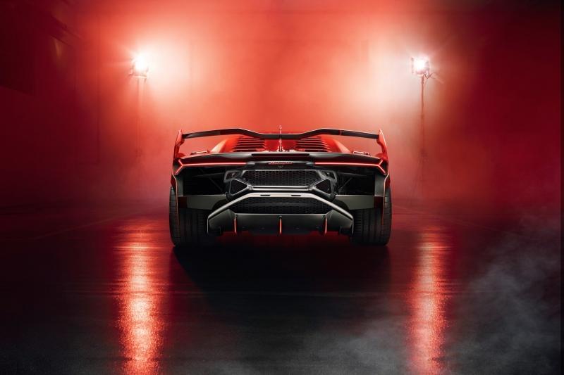 Компания Lamborghini создала по спецзаказу уникальный суперкар SC18