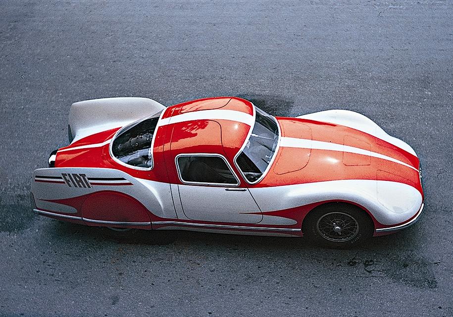 Суперкар Pagani Huayra переделали встиле раритетного Фиат  Turbina 1954