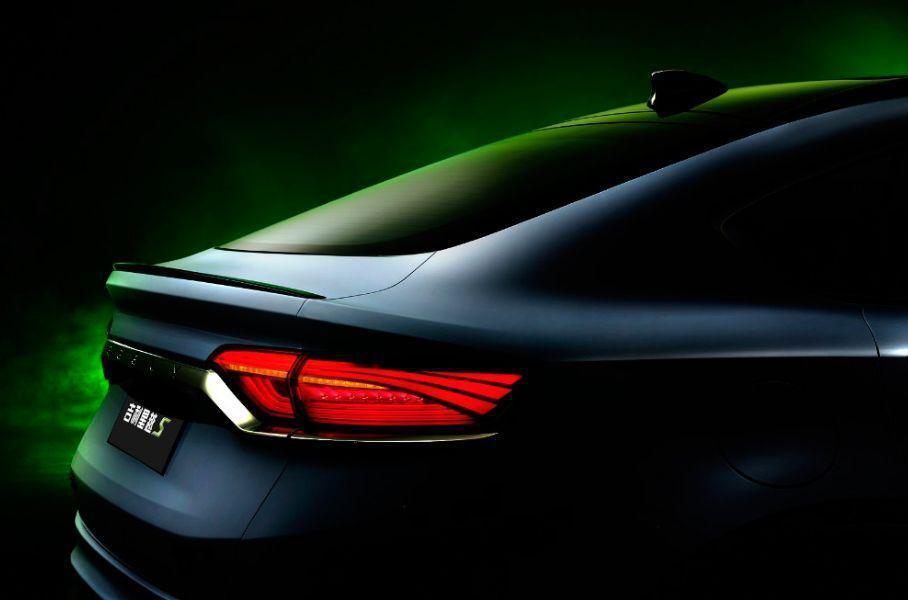 Компания Geely анонсировала спортивную версию кросс-купе Tugella S