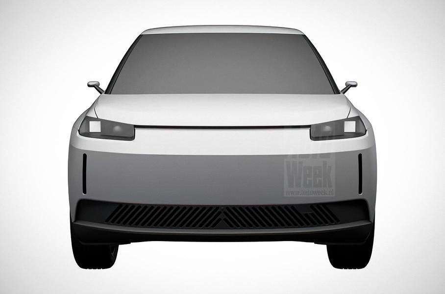 Первый электромобиль от Dyson показали на первых патентных изображениях
