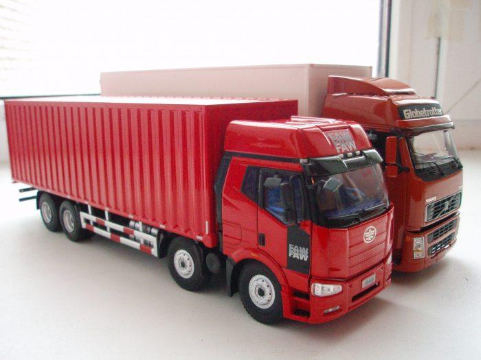 Обзор наиболее известных производителей китайских грузовиков
