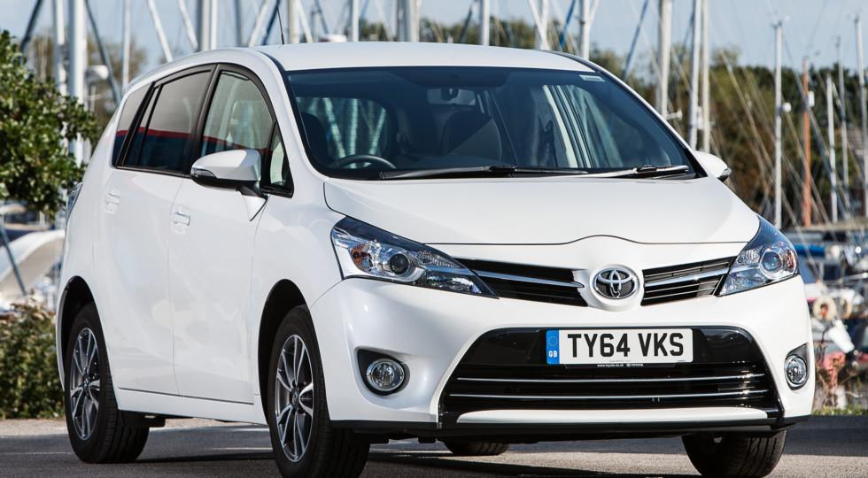 Toyota в Европе снимает с продажи модель Toyota Verso