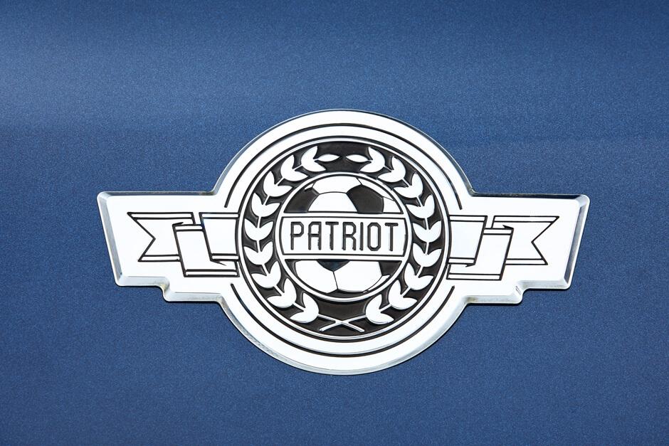 В России стартовали продажи «футбольного» УАЗ «Патриот»
