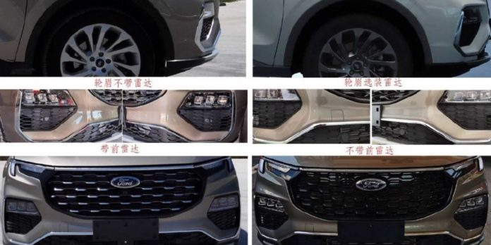 Ford готовит к премьере новейший кроссовер Ford Equator
