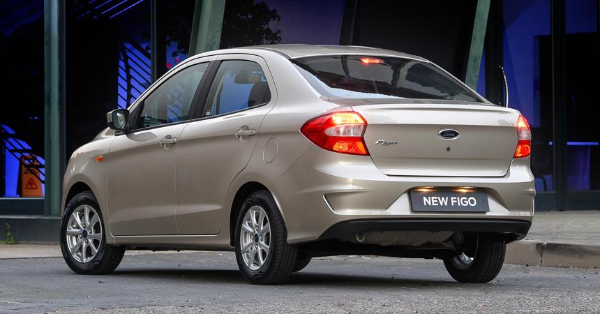 Ford обновила бюджетный седан и хэтчбек Ford Figo