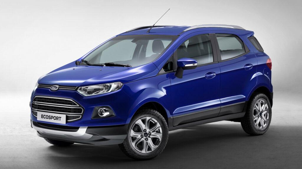 На рынке России подорожал кроссовер Ford Kuga и Ecosport
