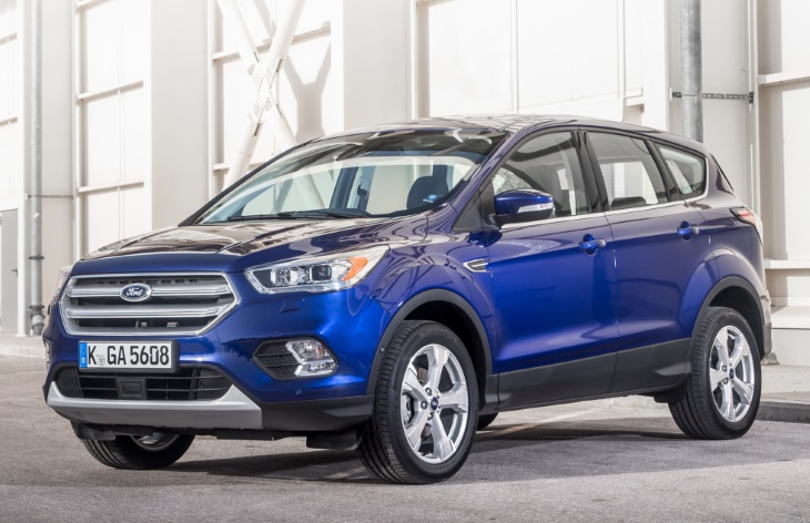 Ford в России отзовет 15,6 тысяч автомобилей из-за риска возгорания
