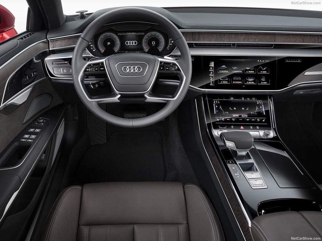 Audi откажется от сенсорных экранов в салоне своих автомобилей