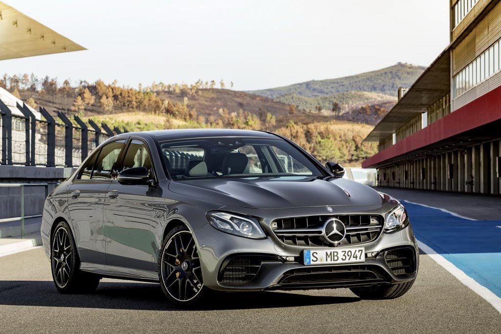 Новый седан Mercedes-AMG E63 S вышел с V8 на 603 л.с.