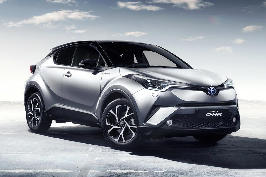 Toyota в 2018 году выведет на рынок РФ новый Camry и кроссовер C-HR