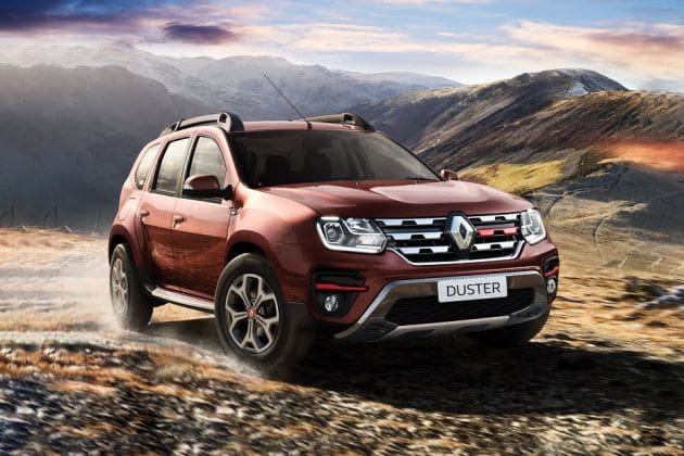 New Renault Duster 2021 Price (July Offers!), Images, Review & Colours