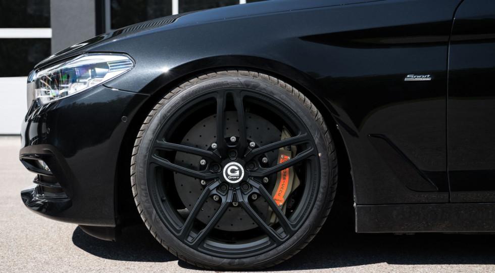 Тюнинг-ателье G-Power поработало над седаном BMW 5 Series