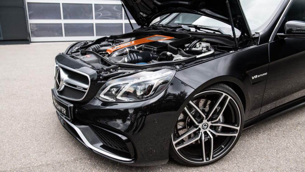 Ателье G-Power представило 800-сильную версию универсала Mercedes-AMG E63 S