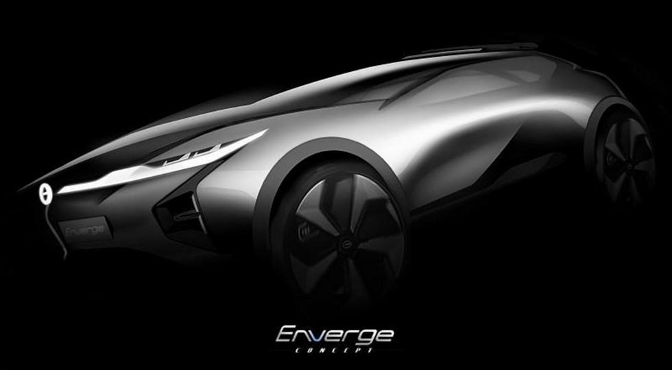 GAC представит вДетройте седан GA4 иэлектрокроссовер Enverge