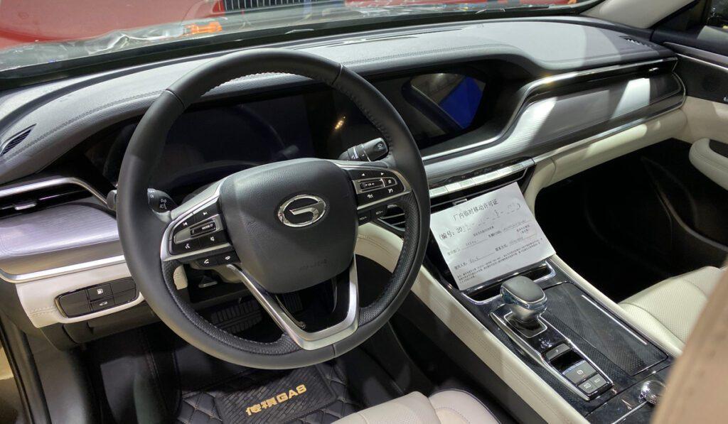 GAC обновила седан Trumpchi GA8 на базе Alfa Romeo