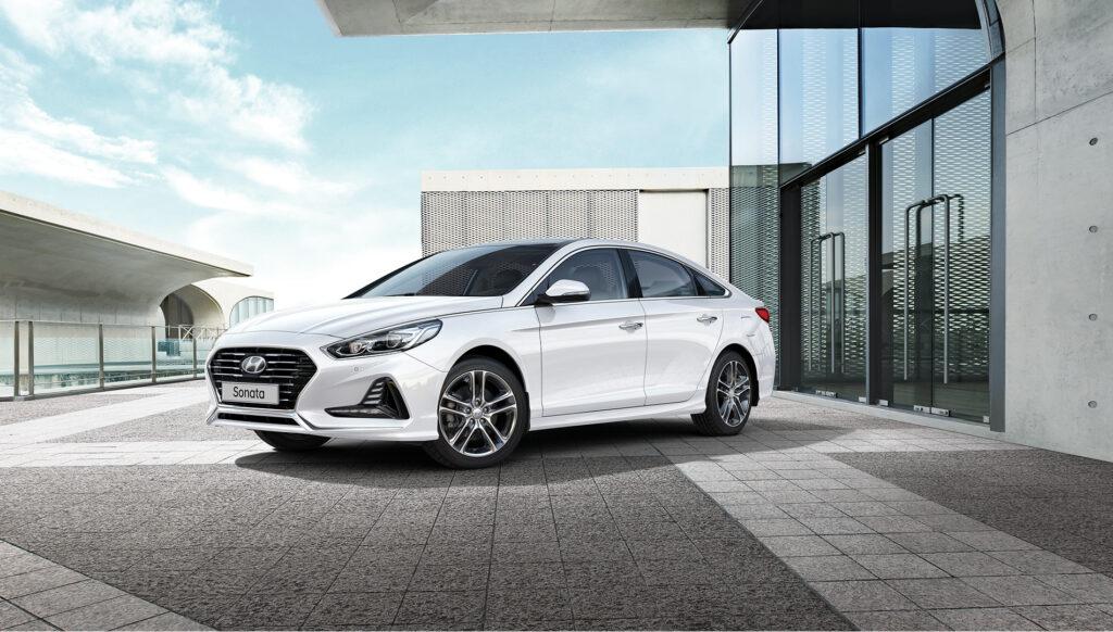 """Hyundai Sonata может """"прописаться"""" на заводе «Автотора» весной 2018 года"""