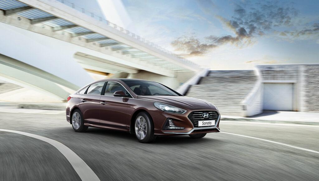 «Автотор» начал выпускать Hyundai Sonata