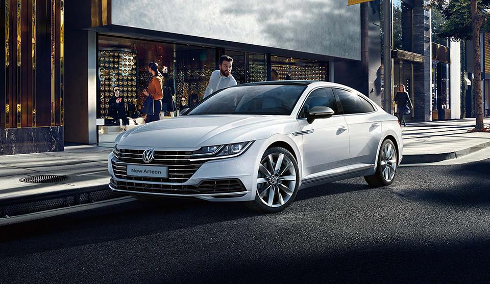 Новый Volkswagen Arteon получил награду «Золотой руль 2017»