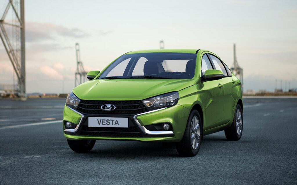 Lada Vesta получит новый 1,3-литровый турбированный двигатель от Renault