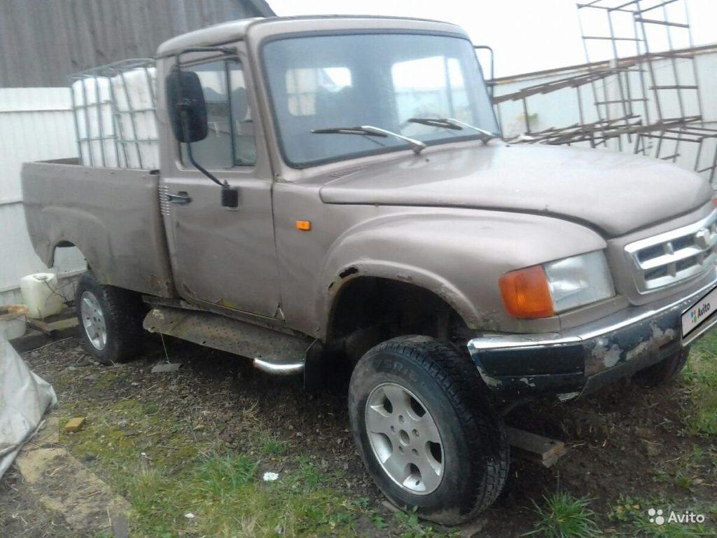 Пикап ГАЗ-2308 «Атаман» выставили на продажу за 600 000 рублей