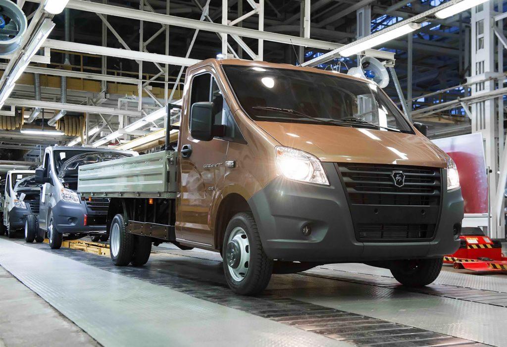В России стартовало производство новых «ГАЗон NEXT» и «ГАЗель NEXT»