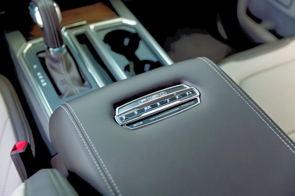 Пикап Ford F-150 Limited получил 450-сильный двигатель