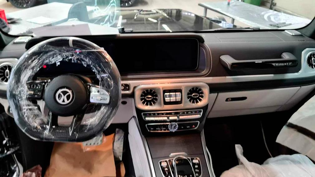 В РФ на продажу выставлен уникальный Mercedes-AMG G 63 за 29 990 000 рублей