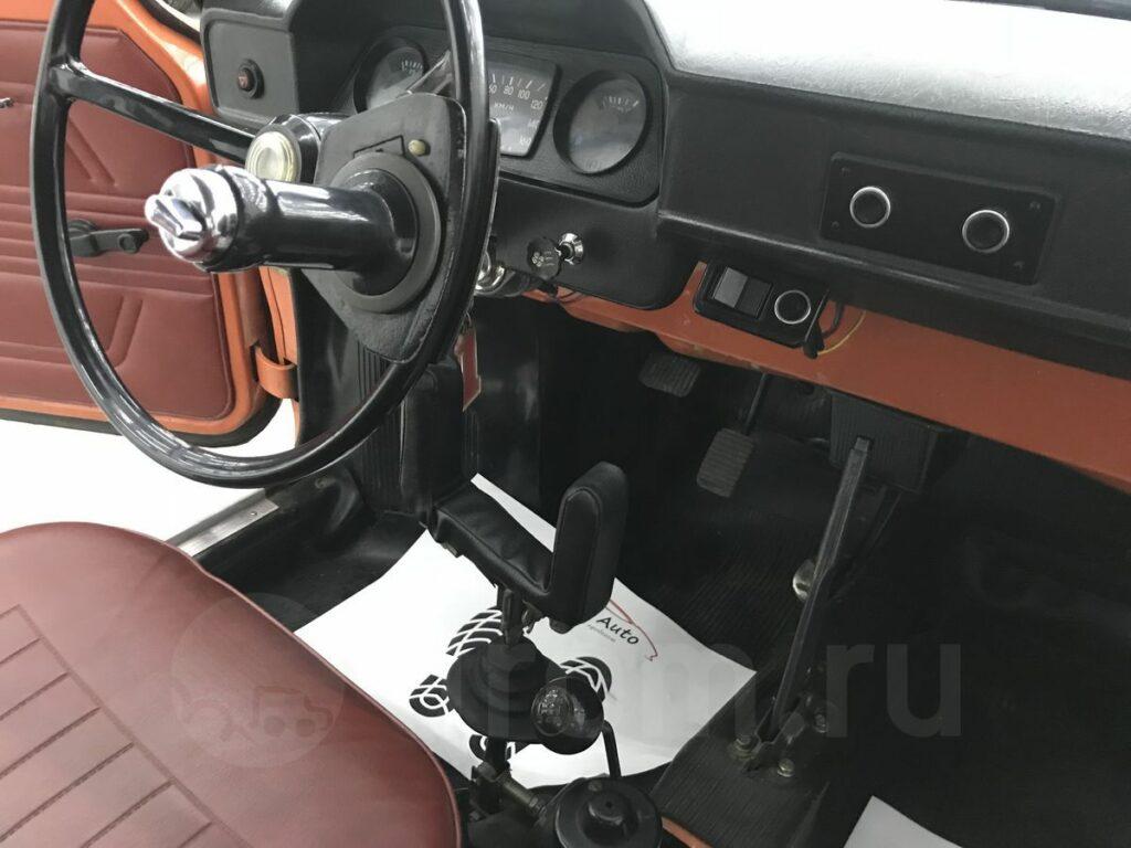В Барнауле продают 30-летний ЗАЗ-968М за 500 тыс. рублей