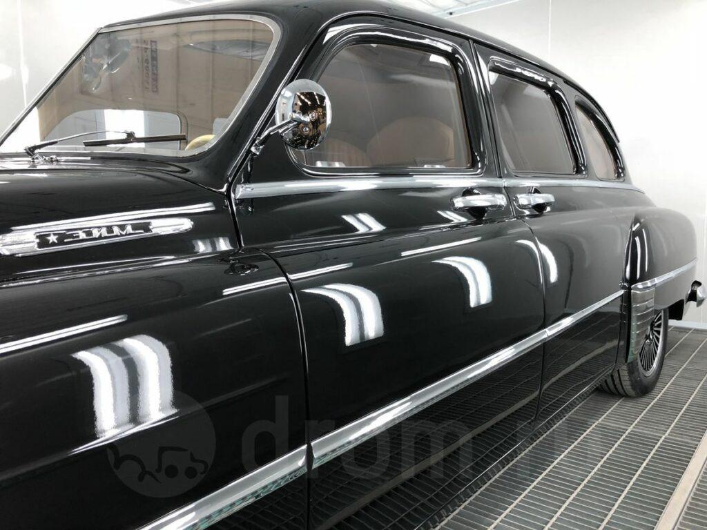 Житель Новосибирска выставил на продажу Лимузин ГАЗ-12 ЗИМ за 20 млн рублей