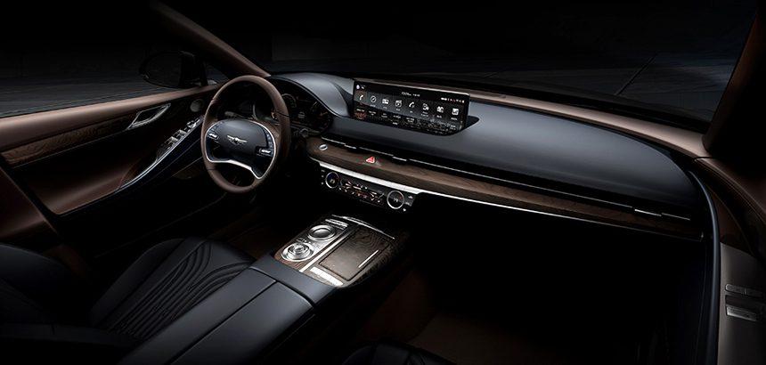 Новый седан Genesis G80 представили официально