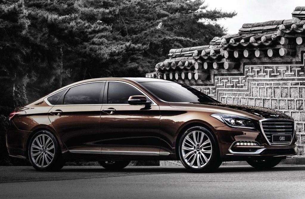 Hyundai начала продажи седана Genesis G70 с дизельным мотором