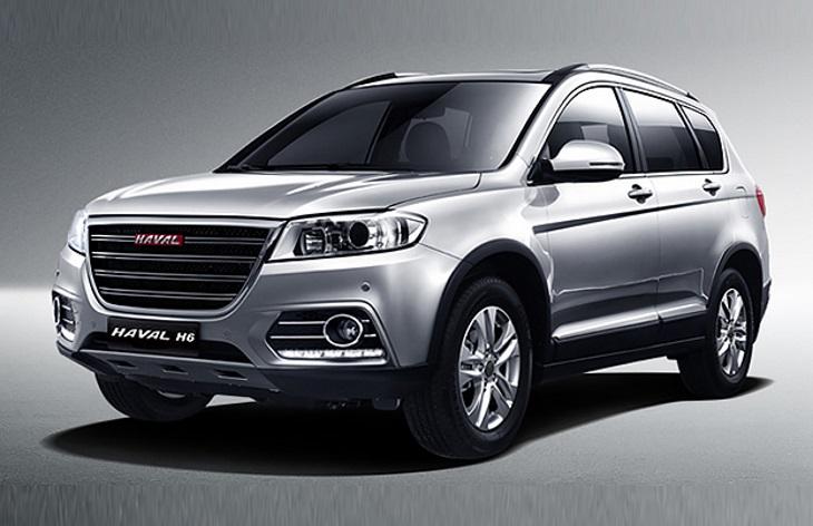 Продажи автомобилей Haval в РФ выросли в 3,5 раза по итогам марта