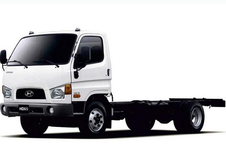 В Калининграде стартовал выпуск грузовиков Hyundai HD65 по полному циклу