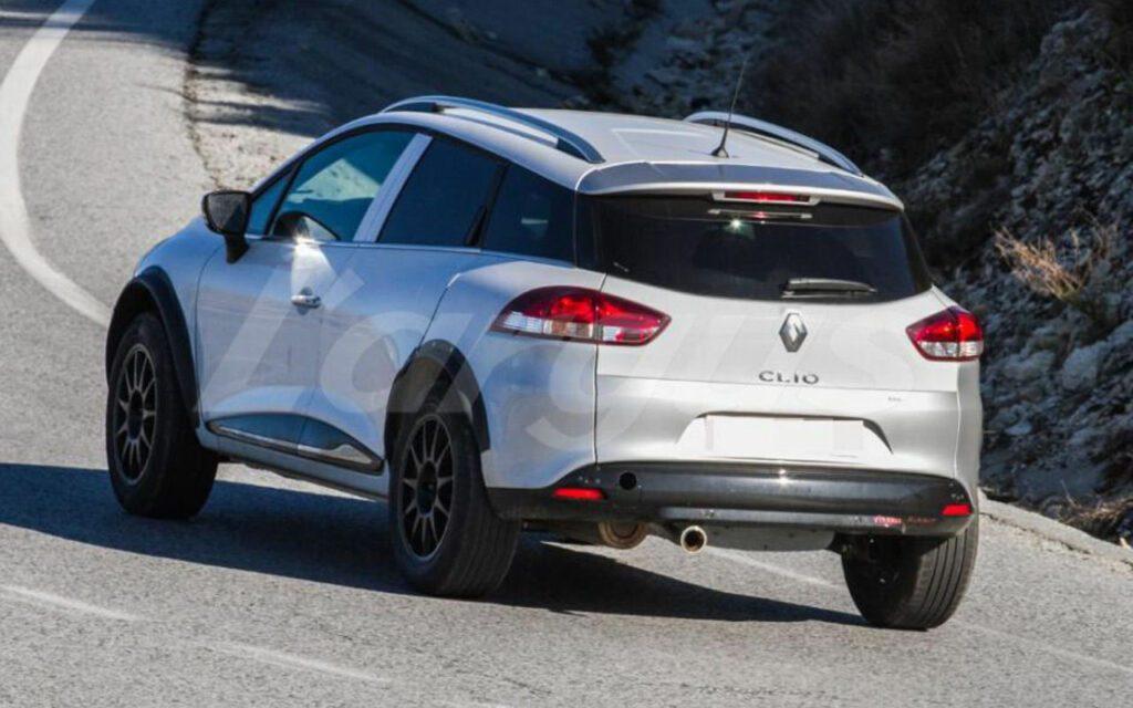 В Сети раскрыли подробности о новом поколении кроссовера Renault Captur