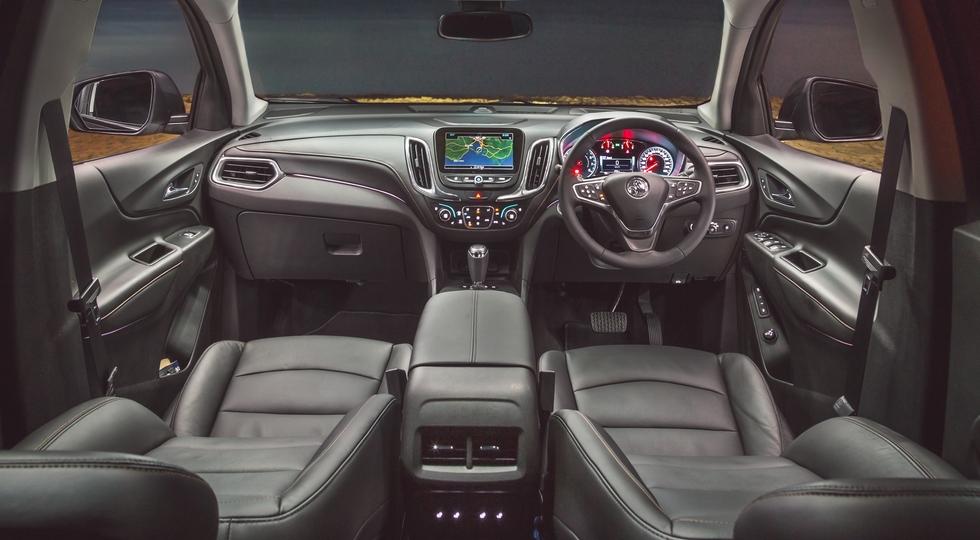 Озвучены цены и комплектации нового кроссовера Holden Equinox