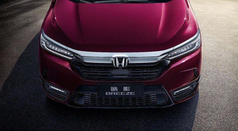 Honda презентовала кроссовер Breeze – аналог Honda CR-V