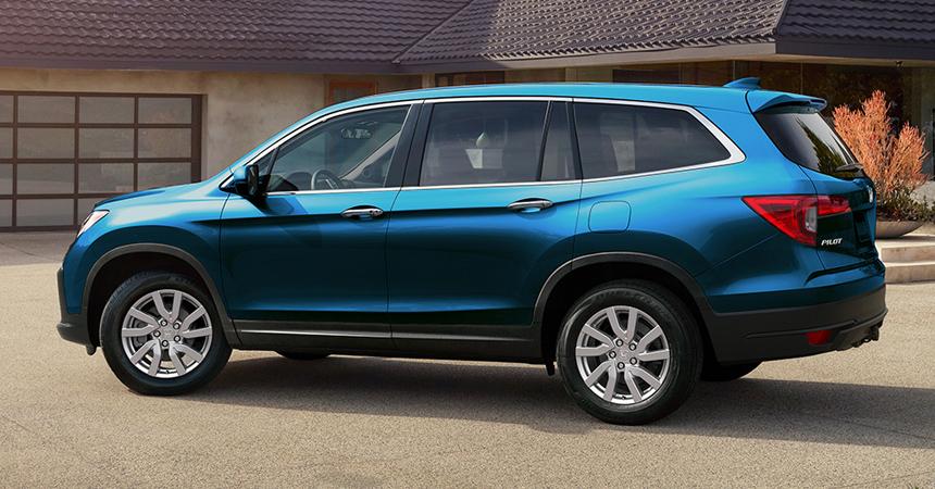В России стартовали продажи новой Honda Pilot